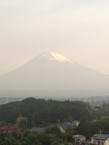 初☆富士山